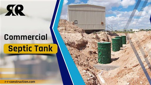 Commercial Septic Tank TX